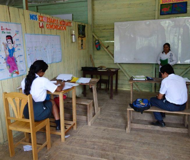 BERGOLIO Social Project School