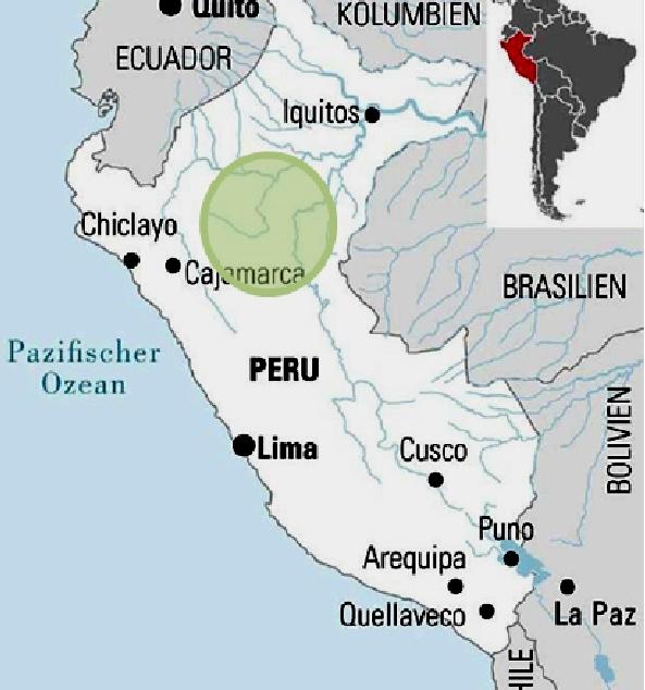 Sacha Inchik San Martin Peru
